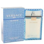 Versace Man by Versace - Eau Fraiche Eau De Toilette Spray (Blue) 200ml