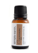 Cinnamon Leaf Essential Oil by Simply Earth - 15 ml, 100% Pure Therapeutic Grade