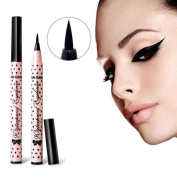 Sankuwen Eyeliner Pen Makeup Cosmetic Black Pink Liquid Eye Liner Pencil Make Up Tool