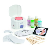 Satin Smooth SSW12C Professional Single Wax Warmer Kit by Satin Smooth