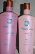 Thermafuse Colour Care Sulphate Free Shampoo 300ml with Thermafuse Colour Care Condition 250ml