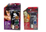 Halloween Glitter Body Art Kit, Assortment