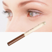 BTArtbpx 1 Pcs Pro Waterproof Automatic Womens Eyebrow Pencil Medium Coffee #3
