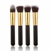 Makeup Brush,Baomabao Flat Foundation Brush Single Makeup Cosmetic Brush Black