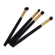 Makeup Brush,Baomabao 4Pcs Makeup Brush Set Cosmetic Tool Eyeshadow Powder Foundation Blending