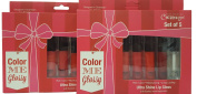 Cherimoya Colour Me Glossy 5pc Lip Gloss Collection