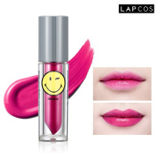 [LAPCOS] Smiley Real Colour Lip Ping 5g - 5 Colours / Long Lasting Glossy Lip Tint Gel