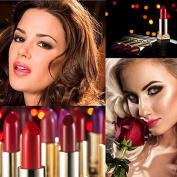 New Lipstick! Elevin(TM) 12cps Fashion Women Ladies Waterproof Long Lasting Fashion Style Makeup Lipstick Lip Gloss