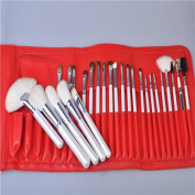 LaiFeiYa - Style Optional for Professional All In One Makeup Kit with 26pcs Makeup Brush Set for white for Women