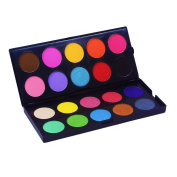 Giselle Multi-Colour EyeShadow Palette - 20 Highly Pigmented Colour Glam Palette - Glitter and Matte Stack Palette
