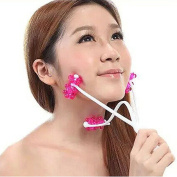 Foreveryang Neck Face Roller Slim Massage Facial Tool Massager Slimming Remove Double Chin