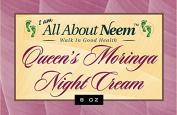 Moringa Neem Oil Anti-Ageing Restorative Night Face Cream - 240ml