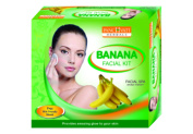 Panchvati Herbals Facial Spa Therapy Banana Facial Kit - 195 g