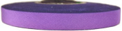 5/8 inch (15mm) Hand dyed silk ribbon bias cut 38 yard spool - Colour Wit
