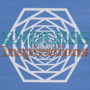 Endless Inspirations Original Stencil, 15cm x 15cm , Hypnotic