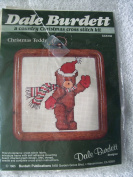 Christmas Teddy A Country Christmas Cross Stitch Kit