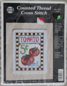 TOMATO - Needle Magic NMI Counted Thread Cross Stitch Kit #936