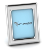 Krysaliis Sterling Silver Classic Rectangle Frame