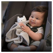 New Travel Baby Blanket Grey