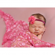 Newborn Maternity Baby Boys Girls Props Lace Photography Photo Props Quilt Stretch Wrap