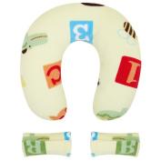 Easydeal Baby Pillow U Shape Headrest Kids Baby Pillow Neck Protector