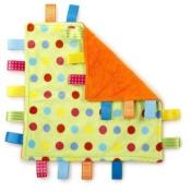 Revo Little Plush Blanket, Assorted.Infant Rattle Blanket, Rattling Security Blanket