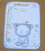 Eonkooo Cotton Bamboo Fibre Waterproof baby Urinal pad/mattres for Bassinet/bed, uper Absorbent Waterproof Breathable Changing mat for Home and Travel