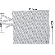 Breast Feeding Nursing Cover - Baby Breastfeeding High Quality Fabric - 100% Breathable Cotton