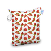 Thirsties Wet Bag, Melon Party