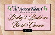Baby's Bottom Rash Cream with Aloe, Zinc & Lavender - 240ml