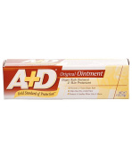 A & D Original Nappy Rash Ointment, One Size