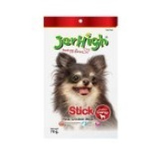 New Jerhigh Stick (Chicken Flavour) Dog Snack Great Taste for Great Happiness 70g.