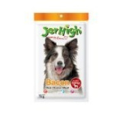 New Jerhigh Bacon High-quality Dog Snack Great Taste for Great Happiness 70g.