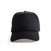 Bolayu Mesh Baseball Cap Blank Curved Visor Hat Adjustable