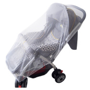 Yodosun Mosquito Net for Baby Strollers Infant Carriers Car Seats Cradles White