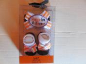 Baby Essentials Baby's 1st Halloween Headband & Socks Set