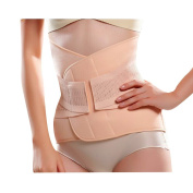 Homure Women and Maternity Postpartum Pregnancy Pelvis Correction Belt Support Recovery Belly Abdomen Breathable Waist Belt