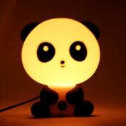 AMA(TM) Lovely Cartoon Animal LED Table Desk Lamp Children Gift Nursery Night Light Lamp Home Decoration