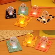 AMA(TM) LED Baby Kids Bedroom Colourful Night Light Lamp Flashing Toy Decor