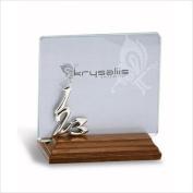 Krysaliis Sterling Silver Animal Rectangle Frame