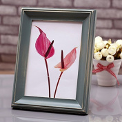 HAHA Pure solid wood picture frame picture frames anyway set up wall-mounted 6 inch 7 inch 8-10 , 7 inch inner frame 178*127mm