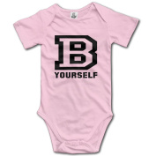 Infant Be Yourself B Yourself Ladies First Cute Baby Onesie Bodysuit