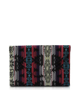 SHYLA TRIBAL PRINT ENVELOPE CLUTCH