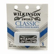 Wilkinson Sword Double Edge Blades, 5 ea - 2pc