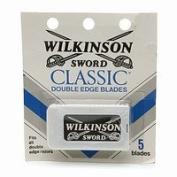 Wilkinson Sword Double Edge Blades, 5 ea - 2pc