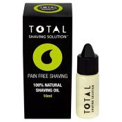 Total Shaving Solution Natural Shaving Oil 10ml