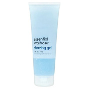 Shaving Gel essential Waitrose 250ml