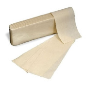 Plain Fabric Muslin Cotton Strips Wax Waxing Leg Body Woven Quality Professional