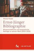 Ernst-Junger-Bibliographie. Fortsetzung.Wissenschaftliche Und Essayistische Beitrage Zu Seinem Werk  [GER]