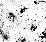 Hydrographic Film - Water Transfer Printing - Hydro Dipping - Ink Splatter - 1 Sq. Metre